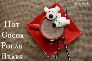 Hot Cocoa Polar Bears
