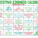 25 Days of Family Christmas Kindness