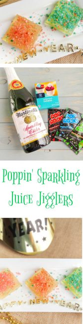 Poppin' Sparkling Juice Jigglers Pin