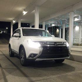 2017 Mitsubishi Outlander –  As Utilitarian as It Gets