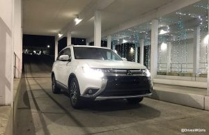 2017 Mitsubishi Outlander –  As Utilitarian as It Gets