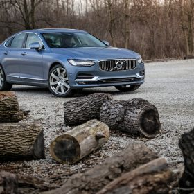 5 Reasons Why We Love the 2017 Volvo S90