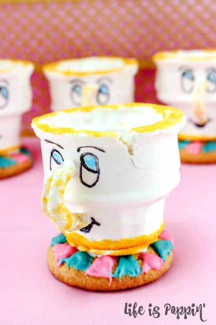 Chip the teacup from the Disney Movie Beauty and the Beast