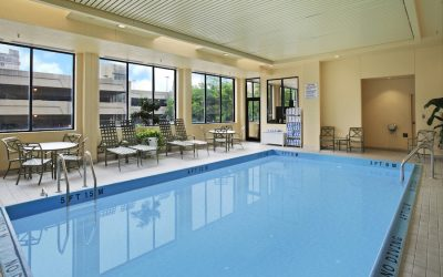 Hilton Hotel Review – How to Spring Break in Fort Wayne!