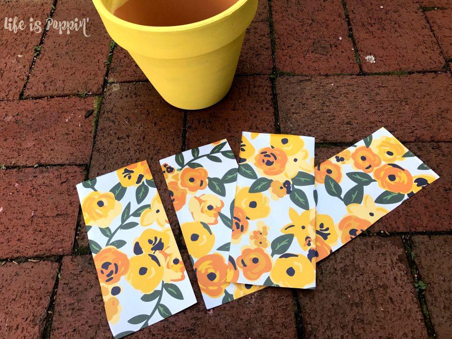 Decoupage-Terracotta-Pots-scrapbook-cut