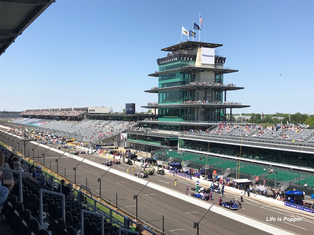 New to town see what the indianapolis motor speedway has for Indianapolis motor speedway com