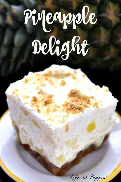 Pineapple Delight Recipe