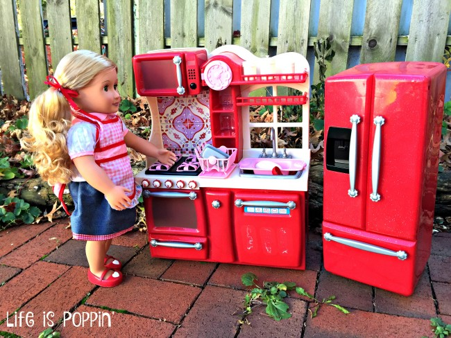 Our Generation Jenny Amp Gourmet Kitchen Set Review